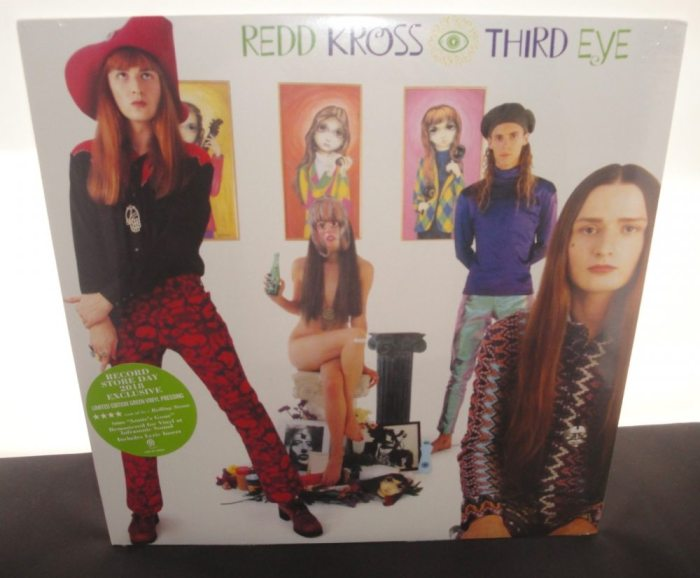 Redd Kross - Third Eye - Ltd Ed, Colored Vinyl, Org Music, 2018