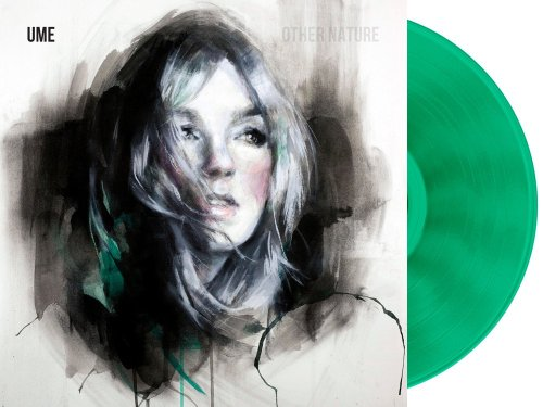 UME - Other Nature - Ltd Ed, Green, Colored Vinyl, LP, Modern Outsider, 2018