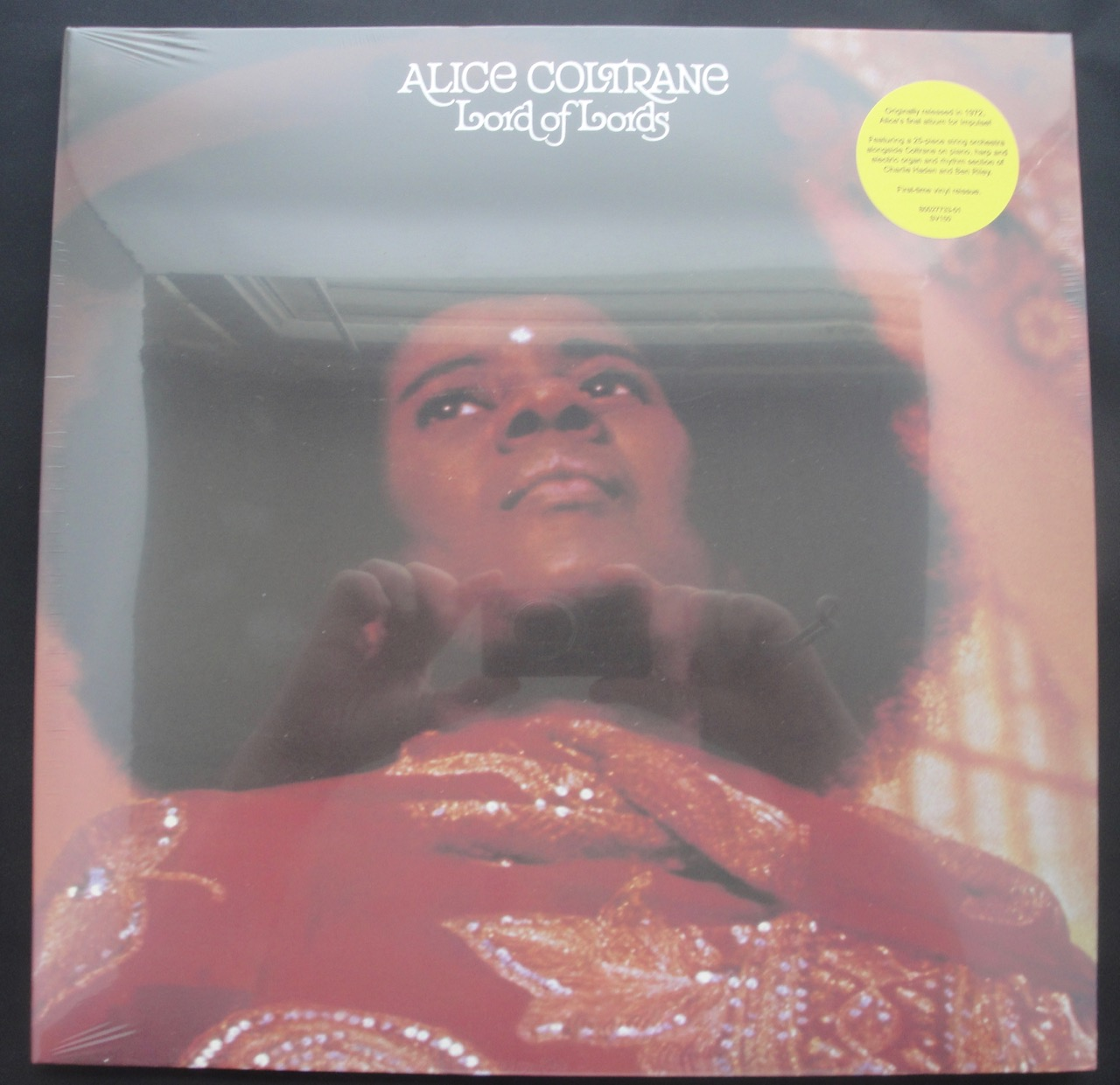 Alice Coltrane - Lord Of Lords - Remastered, First-time Reissue, Superior Viaduct, 2018