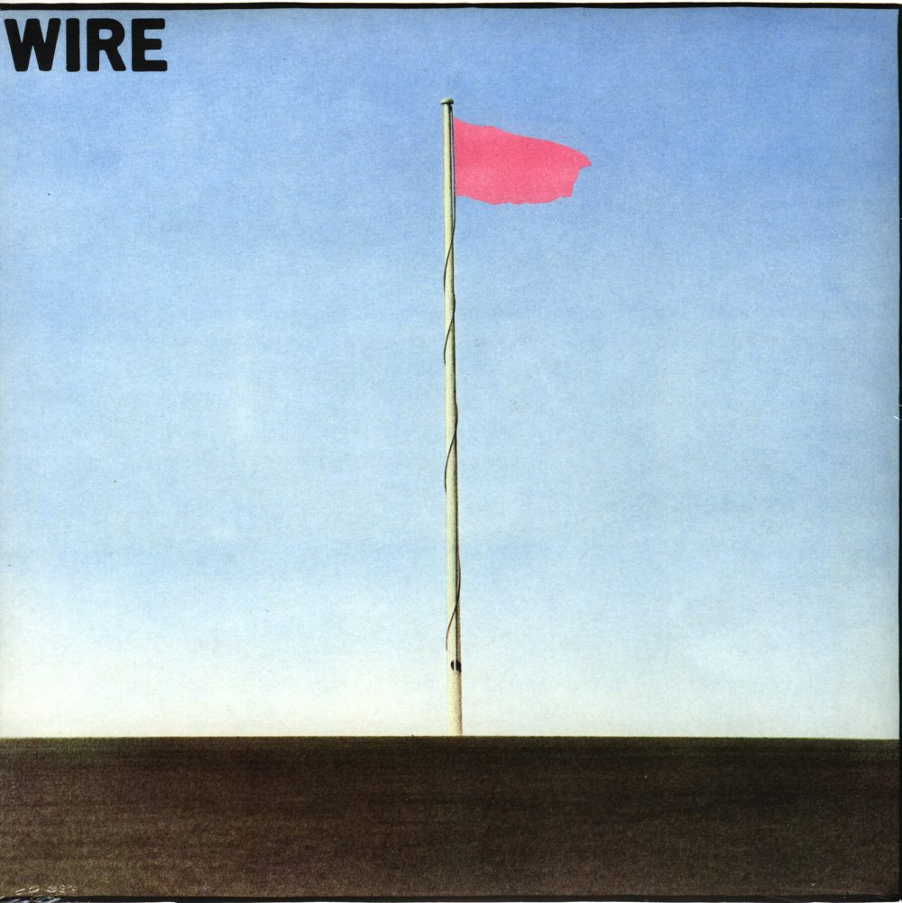 Wire - Pink Flag - Vinyl, LP, Punk, Post-Punk, Reissue, PinkFlag, 2018