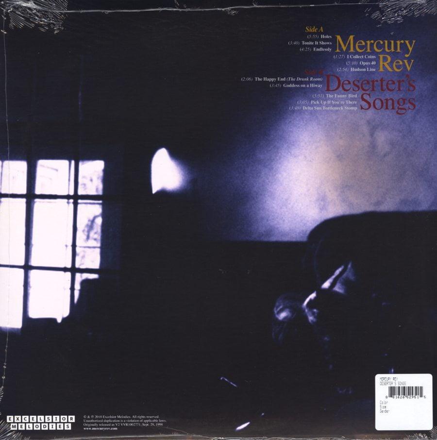 Mercury Rev - Deserter's Songs - Vinyl, LP, Reissue, Excelsior Melodies, 2018
