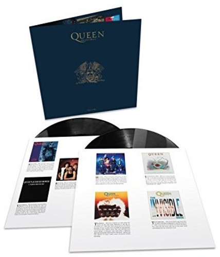 Queen - Greatest Hits Volume II - 2XLP, Vinyl, Gatefold, Hollywood Records, 2017