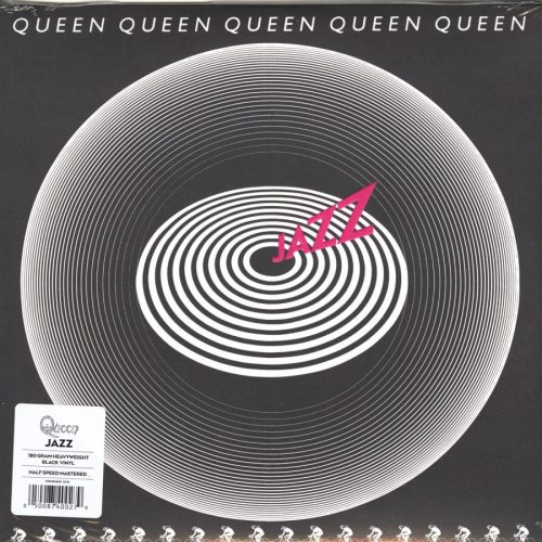 Queen - Jazz - Vinyl Reissue