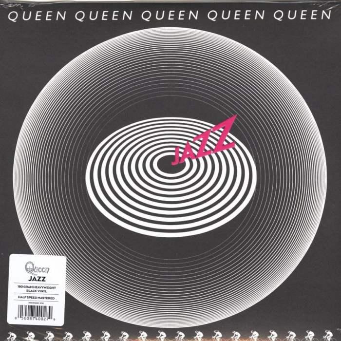Queen - Jazz - Vinyl Reissue