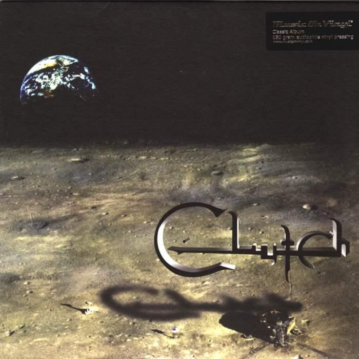 Clutch - Clutch - 180 Gram, Vinyl, LP, Reissue, Import, Music On Vinyl, 2018