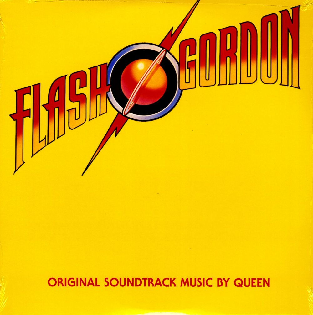 Queen - Flash Gordon - 180 Gram, Vinyl, LP, Reissue, 2009