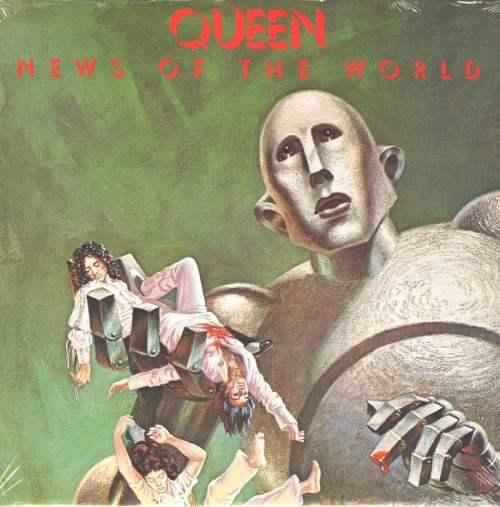 Queen - News of the World - 180 Gram Vinyl, Reissue, Fontana Hollywood, 2018