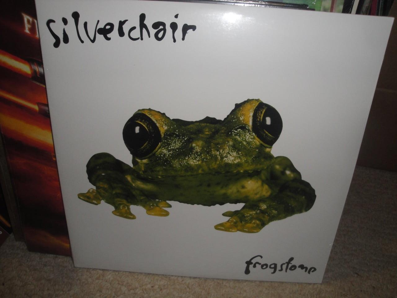 BAIXAR CD SILVERCHAIR FROGSTOMP