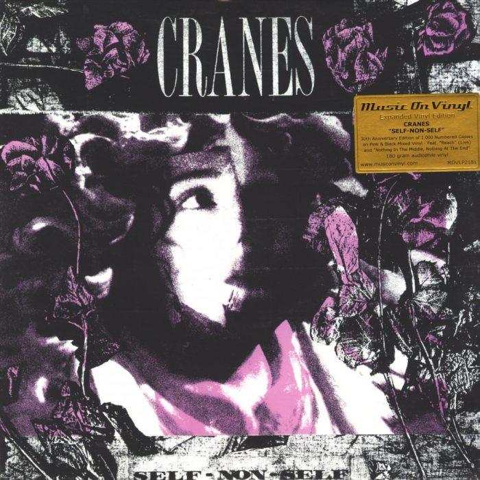 Cranes - Self-Non-Self - 180 Gram, Vinyl, LP, Reissue, Music on Vinyl, Import, 2018