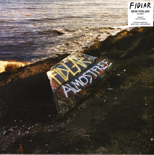 Fidlar - Almost Free - Ltd Ed, Green, Colored Vinyl, Mom + Pop, 2019