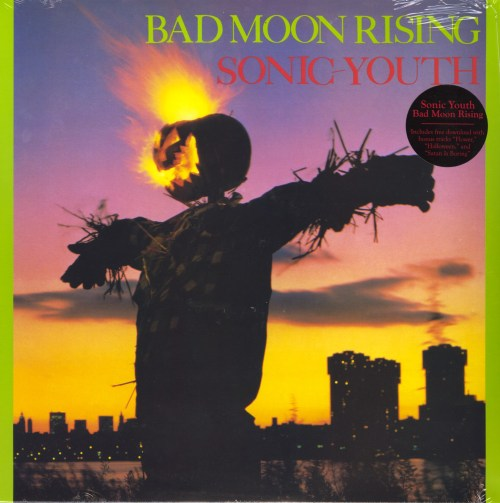 Sonic Youth - Bad Moon Rising - Vinyl, LP, Reissue, Goofin Records, 2015