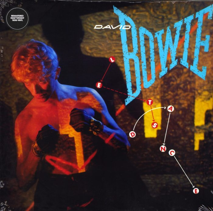 David Bowie - Let's Dance - Vinyl, LP, Remastered, Parlophone, 2019