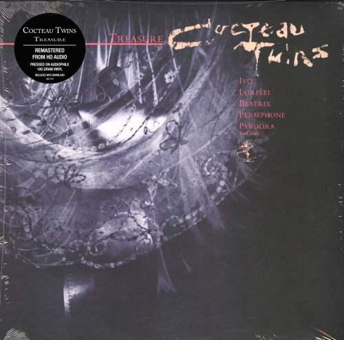 Cocteau Twins - Treasure - Remastered, 180 Gram, Vinyl, Reissue, 2018, 4AD