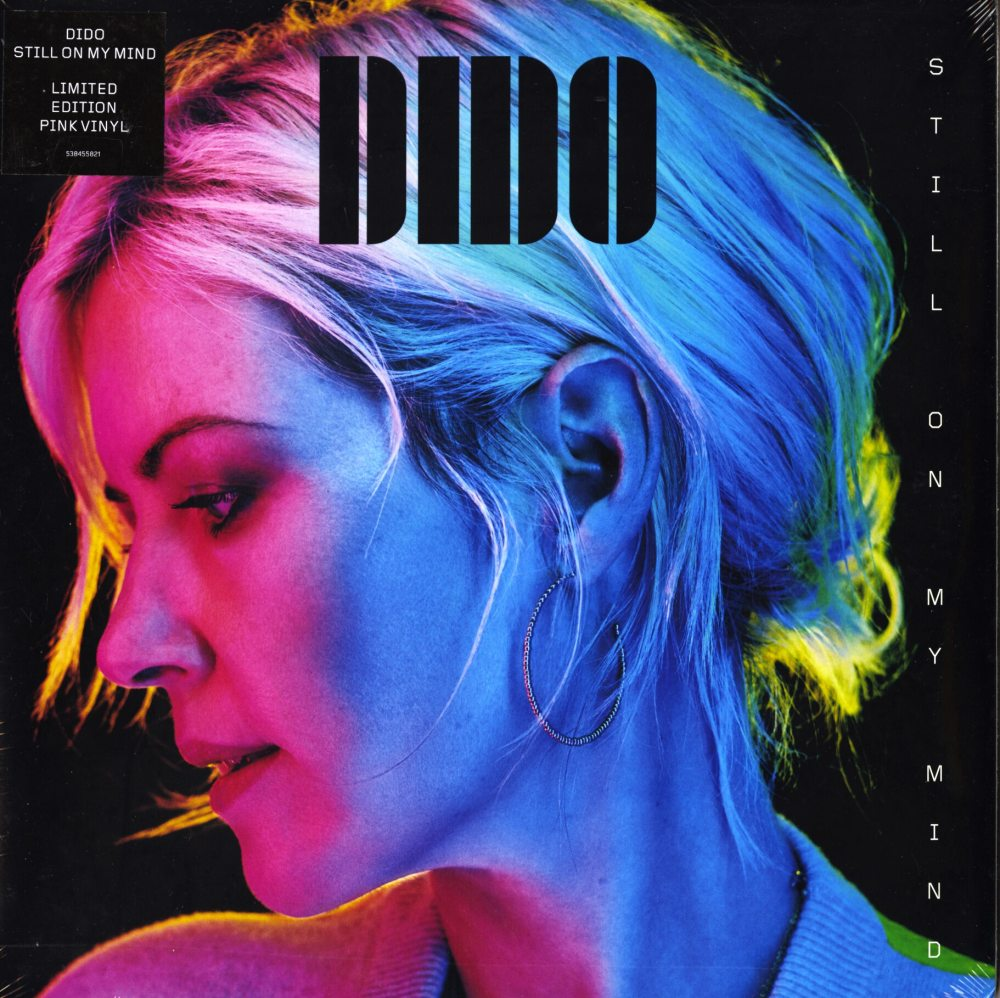 Dido - Still On My Mind - Limited Edition, Pink, Colored Vinyl, LP, BMG, 2019
