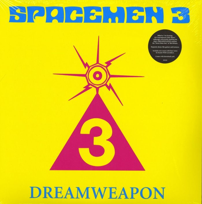 Spacemen 3 - Dreamweapon - 2XLP, Reissue, Superior Viaduct, 2018