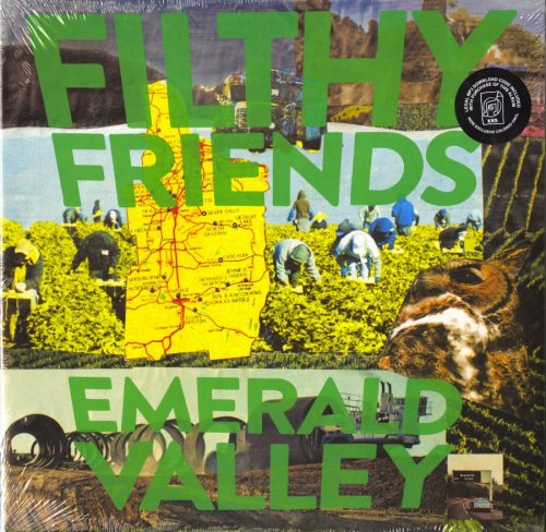 Filthy Friends - Emerald Valley - Limited Edition, Colored Vinyl, Kill Rock Stars, 2019