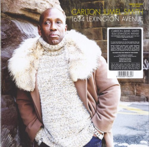 Carlton Jumel Smith - 1634 Lexington Avenue - Vinyl, LP, Timmion Records, 2019
