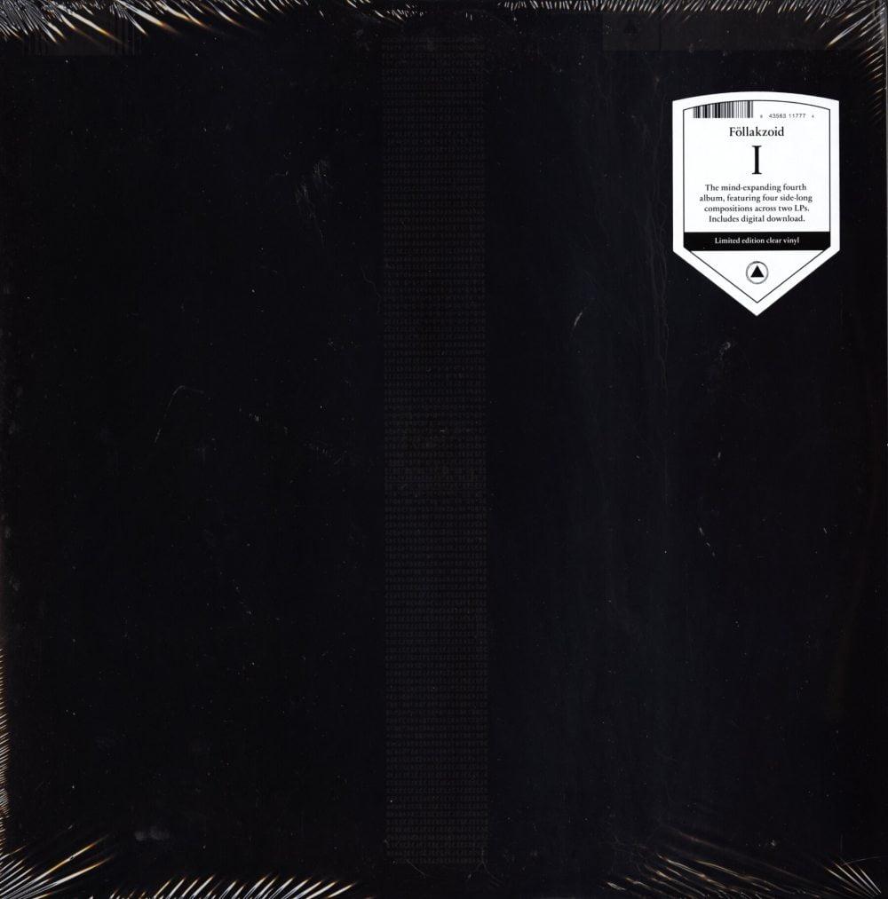 Föllakzoid - I - Limited Edition, Clear Colored Vinyl, LP, Sacred Bones, 2019