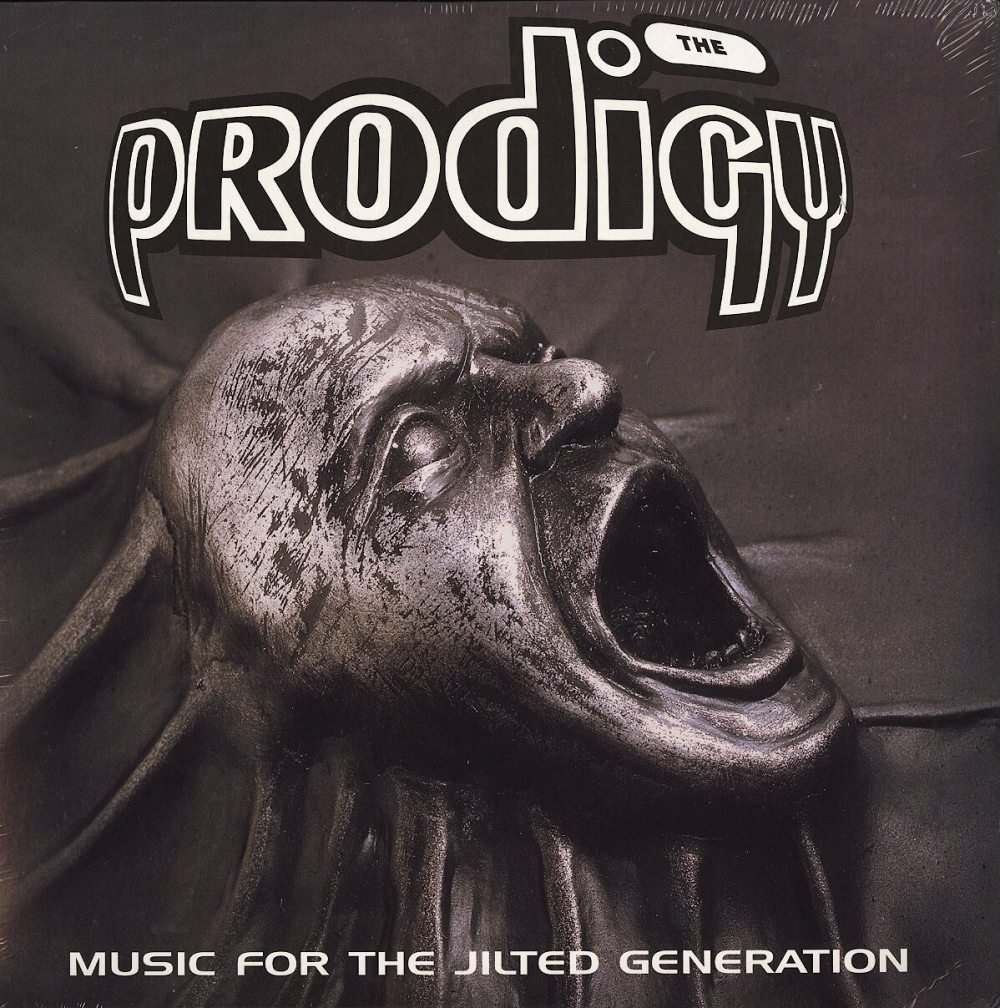 Prodigy - Music for the Jilted Generation - Double Vinyl, LP, Reissue, XL Recordings, 2012
