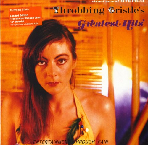 Throbbing Gristle - Greatest Hits - Ltd Ed, Orange, Colored Vinyl, LP, Mute U.S., 2019