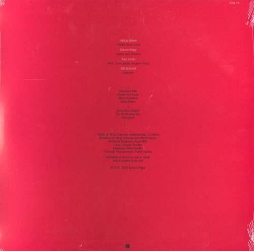 King Crimson - Discipline - 200 Gram Vinyl, 30th Ann. Edition, Fripp Approved, Import, Panegyric, 2018