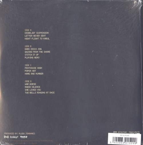 Mark Lanegan - Somebody's Knocking - Ltd Ed, Pink, Colored Vinyl, 2xLP, Pias, 2019