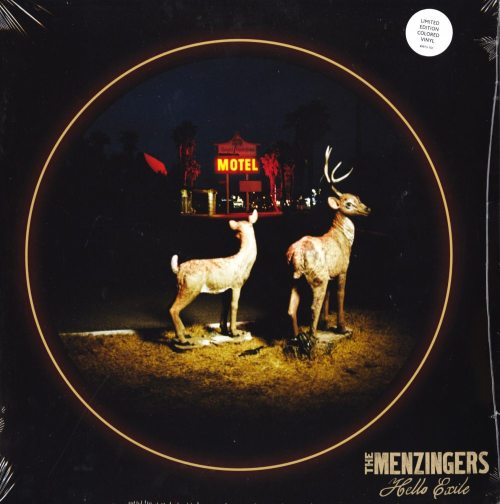 The Menzingers - Hello Exile - Limited Edition, Peach, Colored Vinyl, Epitaph, 2019