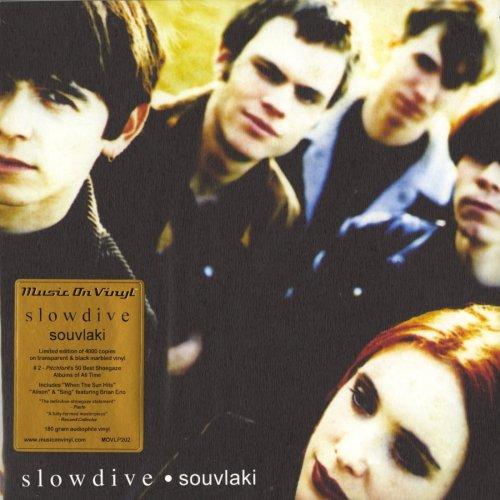 Slowdive - Souvlaki - Ltd Ed, Numbered, Colored Vinyl, Reissue, M.O.V., 2019