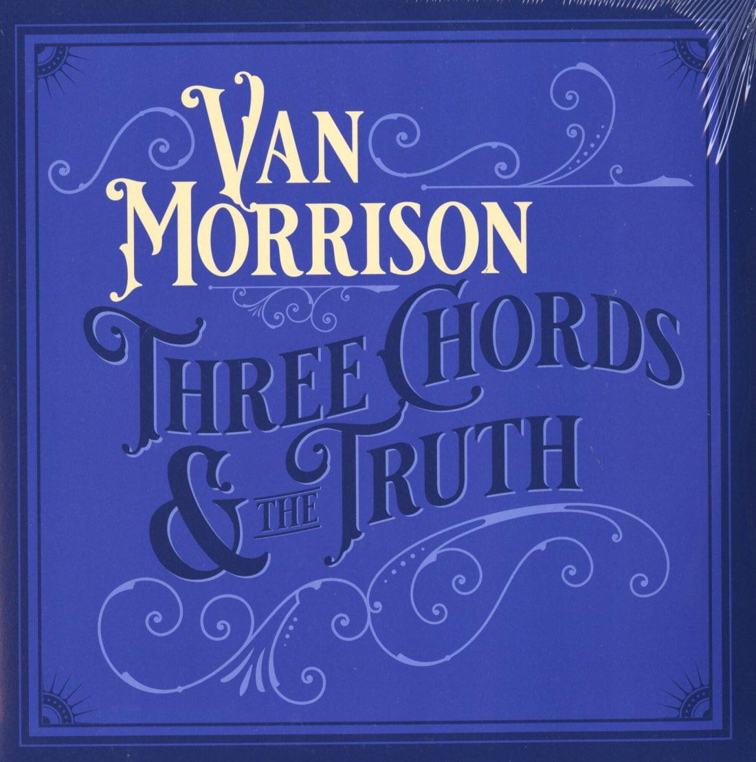 Van Morrison - Three Chords - White, Colored Vinyl, Double Vinyl, Caroline Records, 2019