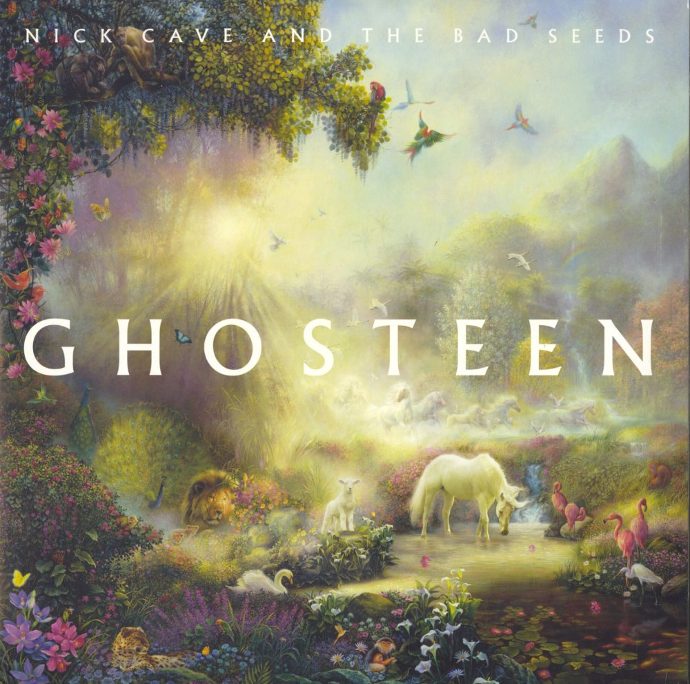 Nick Cave & the Bad Seeds - Ghosteen - Double Vinyl, LP, Ghosteen LTD, 2019