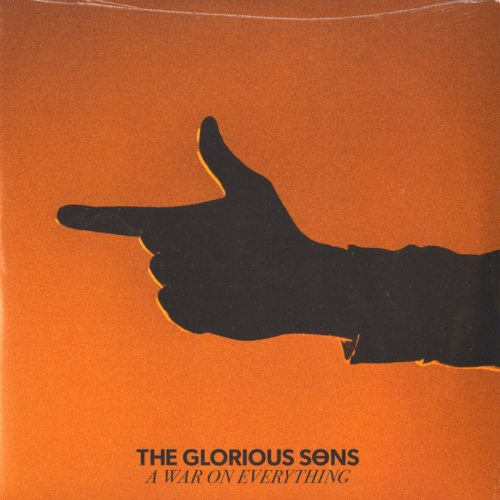 The Glorious Sons - War On Everything - Limited Edition, Orange, Colored Vinyl, 2XLP, BMG, 2019