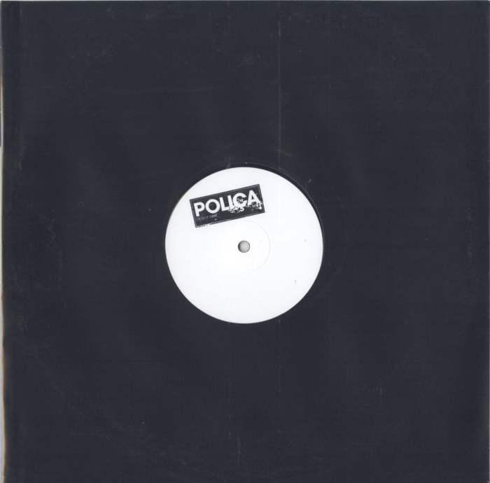 "Poliça - Driving / Trash In Bed - Limited Edition, 12"" Vinyl, Single, Memphis Industries, 2019"