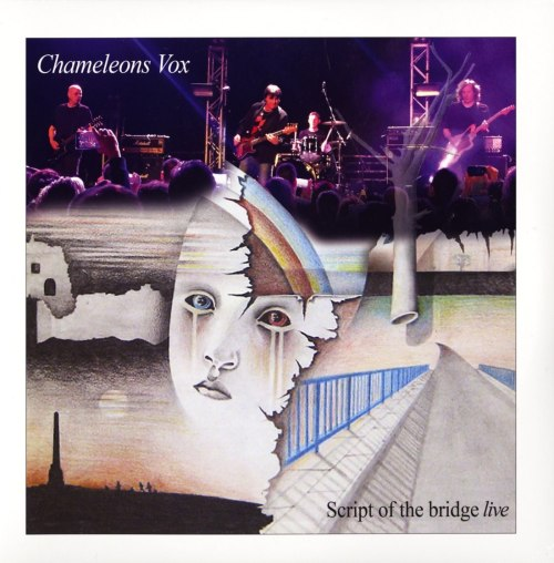 Chameleons Vox - Script Of The Bridge (live) - Double Vinyl, 2XLP, Farmadelica Sound, 2020
