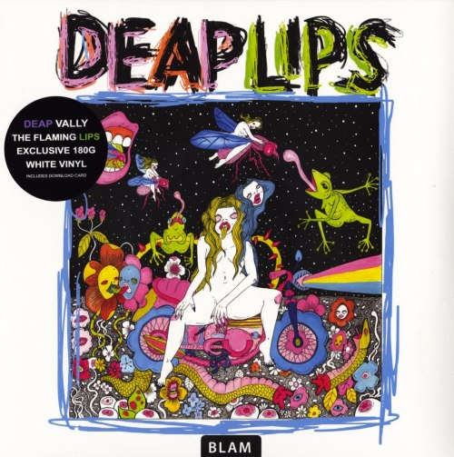 Deap Lips - Deap Lips - Limited Edition, White, Colored Vinyl, LP, Cooking Vinyl, 2020