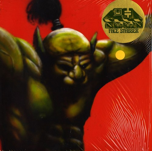 Oh Sees - Face Stabber - Ltd Ed, Red, Green, Vinyl, Double Vinyl, LP, Castleface, 2019