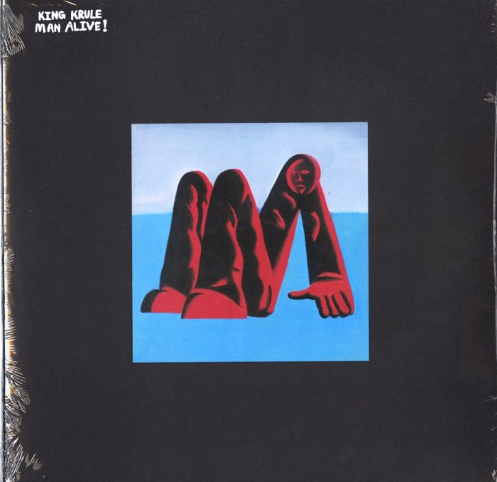 King Krule - Man Alive! - Vinyl, LP, True Panther Sounds, 2020