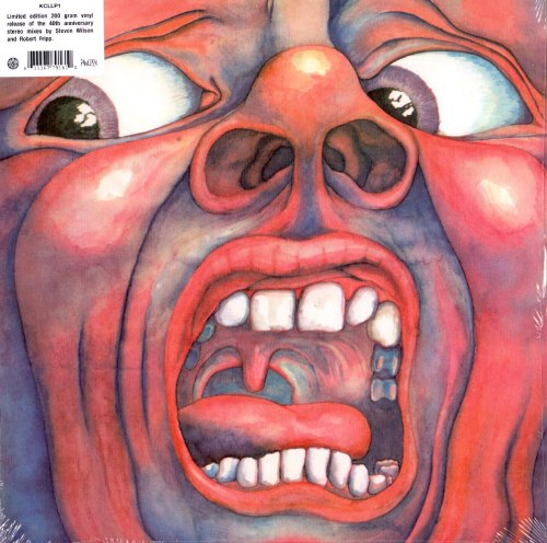King Crimson - In The Court Of The Crimson King - Limited Edition, 200 Gram, Vinyl, LP, Remixed, 2020