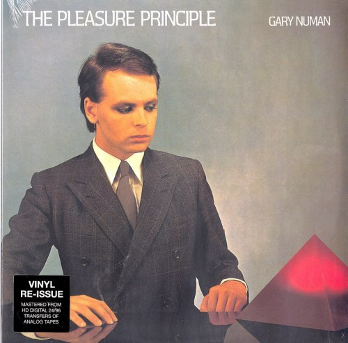 Gary Numan - The Pleasure Principle - Vinyl, LP, Reissue, Beggars Banquet, 2015