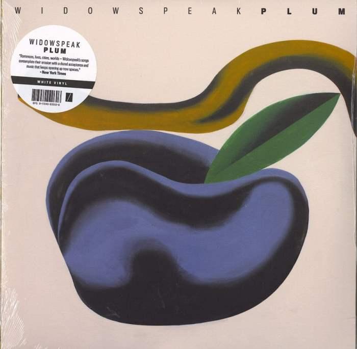 Widowspeak - Plum - Limited Edition, White, Colored Vinyl, LP, Captured Tracks, 2020