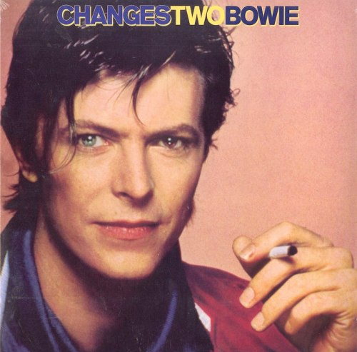 David Bowie - ChangesTwoBowie - Vinyl, LP, Remastered, Rhino, 2018