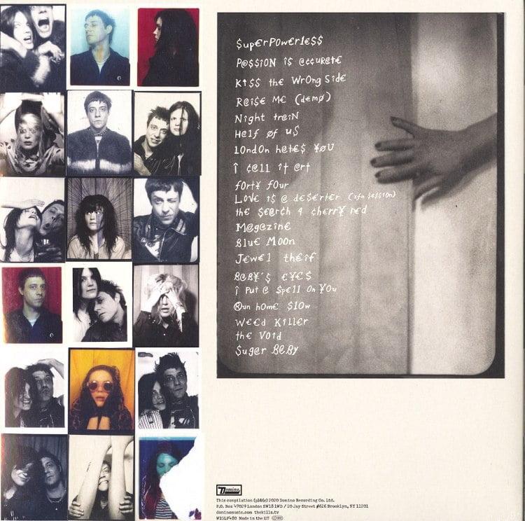 Kills - Little Bastards - Double Vinyl, LP, Domino Recording Co., 2020