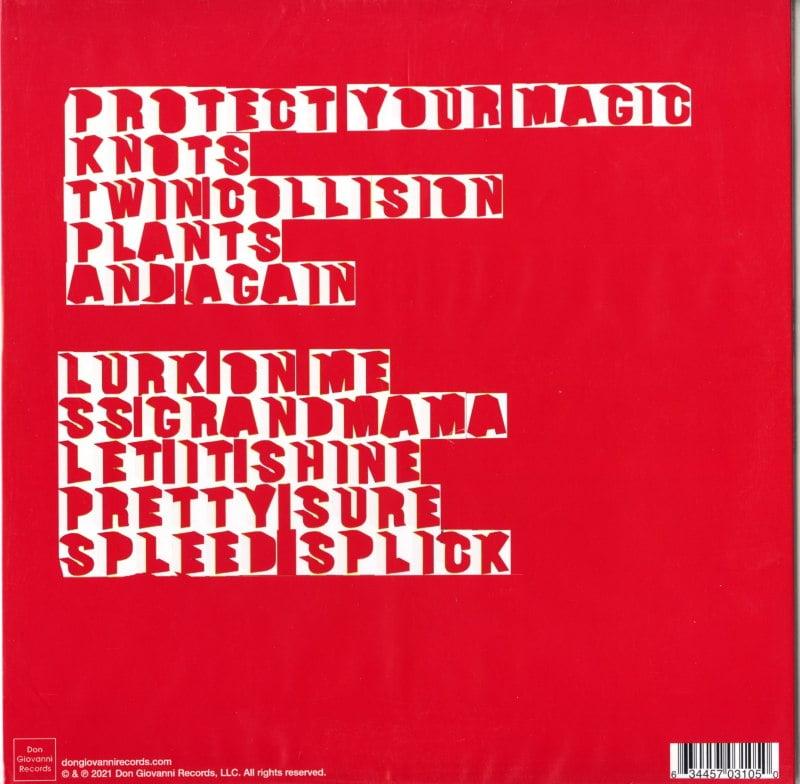 Speed Stick - Volume One - Clear Vinyl, LP, Don Giovanni, 2021