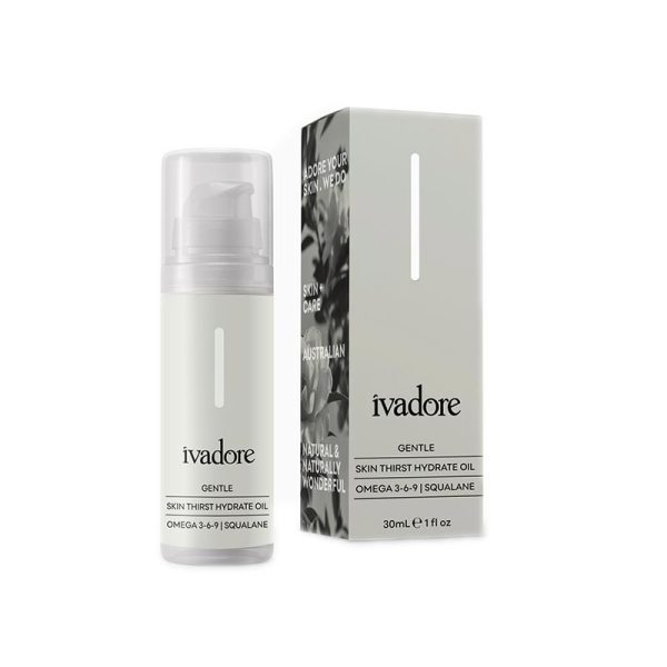 Ivadore Gentle Skin Thirst Hydrate Oil 30ml
