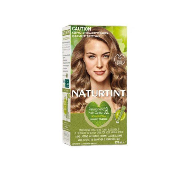 NaturTint 7G Golden Blonde 165ml