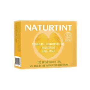 NaturTint Shampoo Conditioner Bar Nourishing 2-in-1