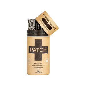 Nutricare Patch Activated Charcoal Bamboo