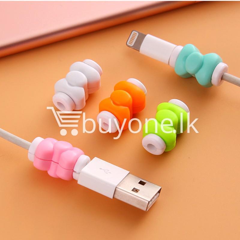 Best Deal Mini Portable USB Cable Earphones Protector