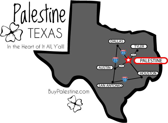Map Of Palestine Tx 75801.Palestine Real Estate Palestine Tx Homes For Sale