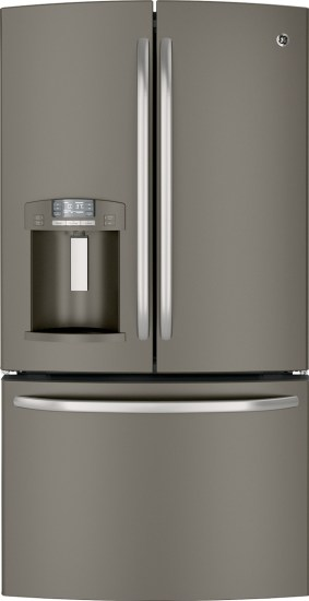 Oooh, not shiny but gorgeous nonetheless! Image via GE Appliances