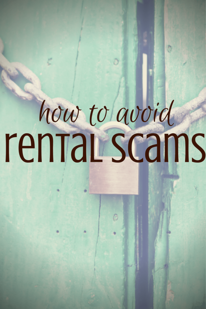 how to avoid rental scams palestine tx